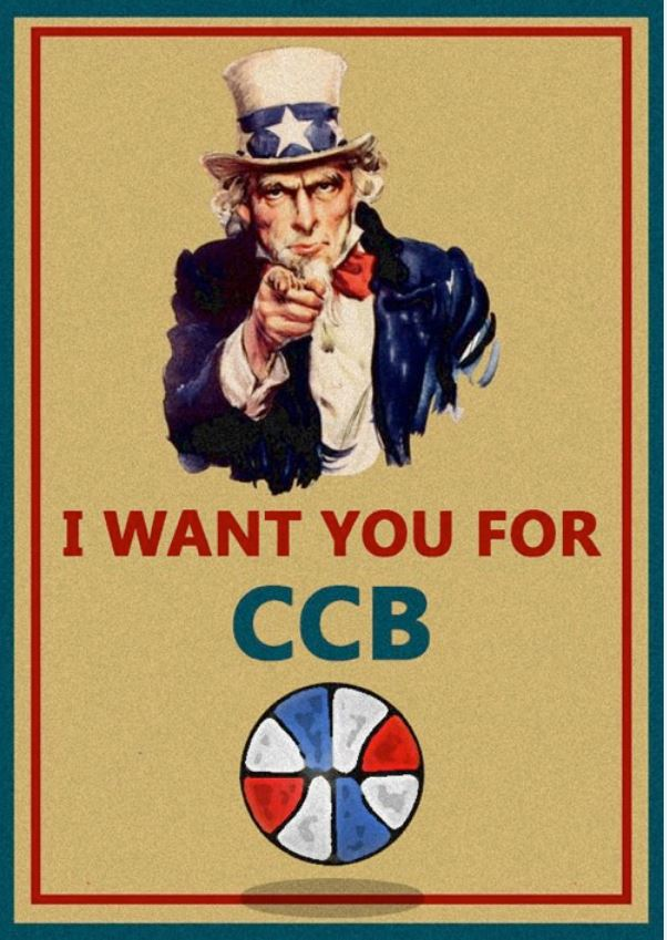 CCB wants you !